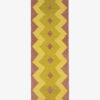 marokkansk-berber-taepper-haendlavet-i-bedste-uld-kvalitet-i-plantefarver-lysgul-mørkgul-lysbrun-designet-af-henriette-w-leth